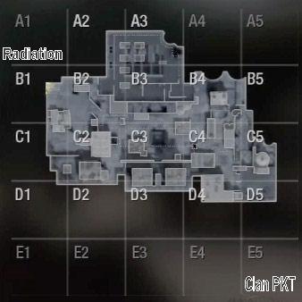 Mapas Multijugador. Radiat10
