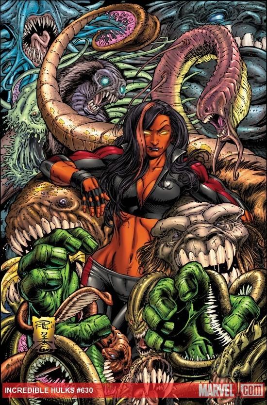 Incredible Hulk #630-635 [Cover] 013uk10