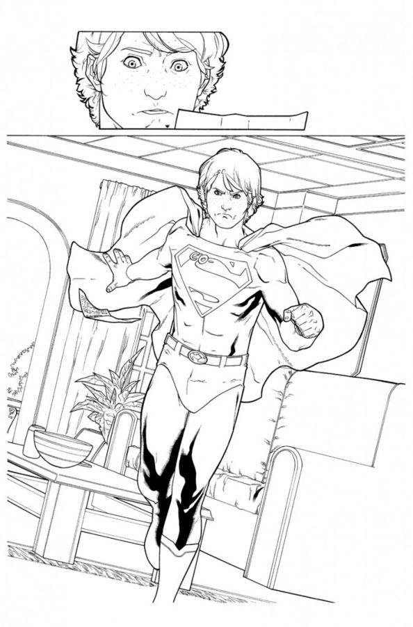 Action Comics [Série] - Page 5 Jimmyo12
