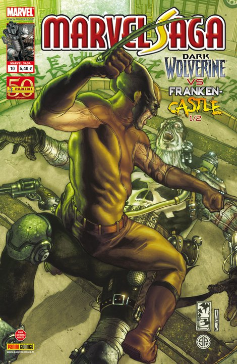 Marvel Saga [Trimestriel] - Page 2 Marvel11