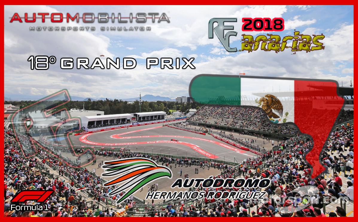 GP F1 MEXICO 2018 18-mex10