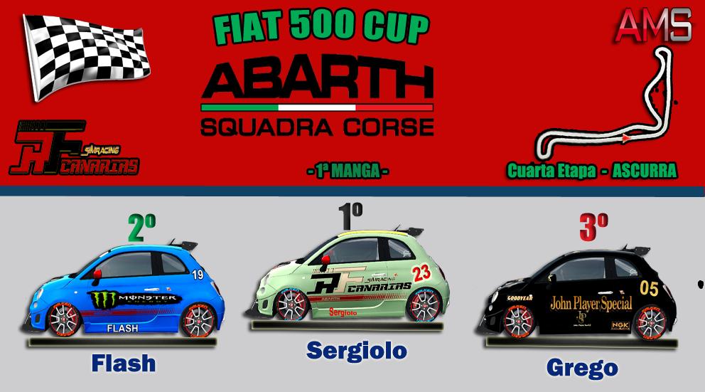 4ª ESTAPA  CLIO CUP (ASCURRA) 1omang10