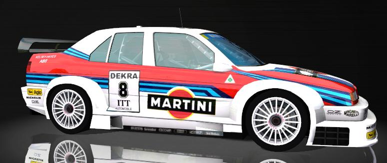 """Mod  """"DTM-1995"""" Alfaro20"""