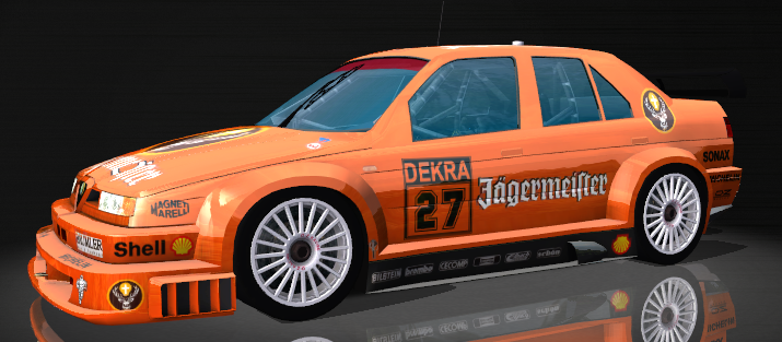 """Mod  """"DTM-1995"""" Alfaro21"""