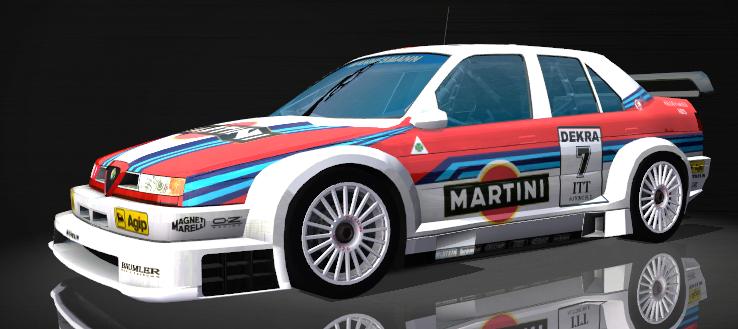 """Mod  """"DTM-1995"""" Alfaro22"""