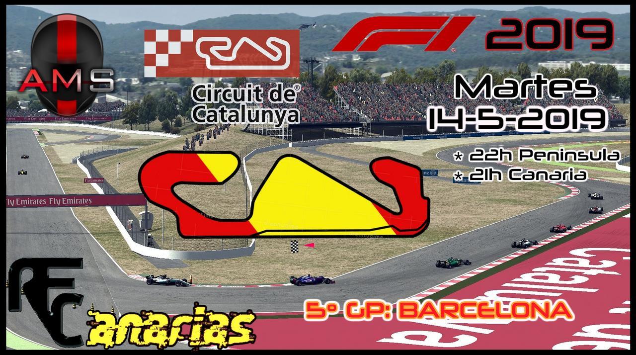 GP F1 MONTMELO 2019 Barcel12