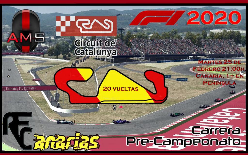 Carrera pretemporada F1-2020 Barcel13
