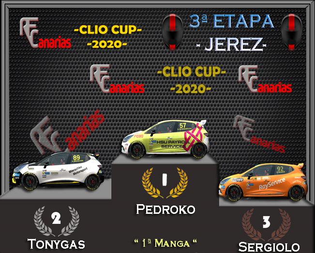 3ª ETAPA CLIO CUP JEREZ (SPAIN) Cliocu10