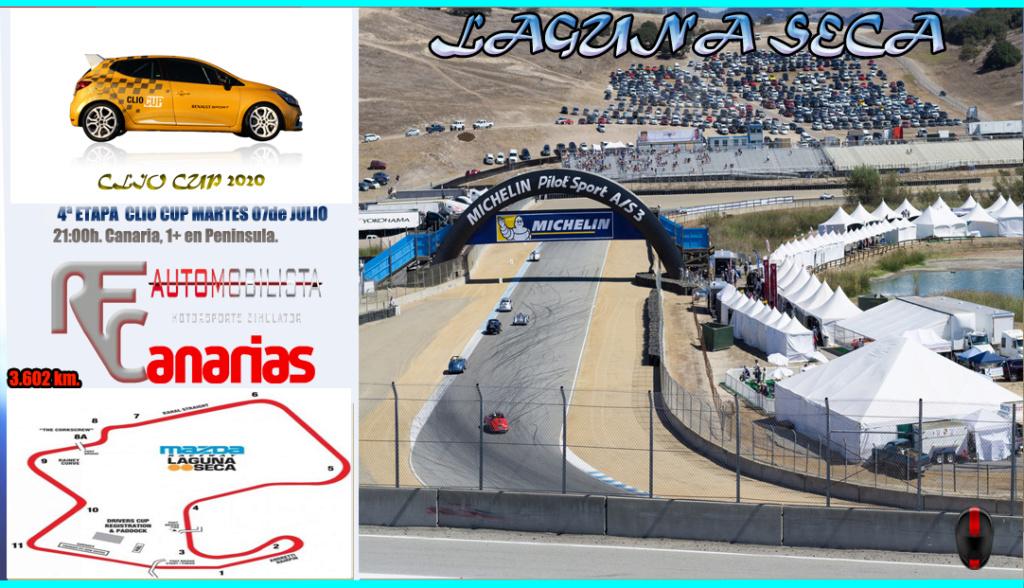 4ª ESTAPA  CLIO CUP (LAGUNA SECA-USA-) Cliocu11