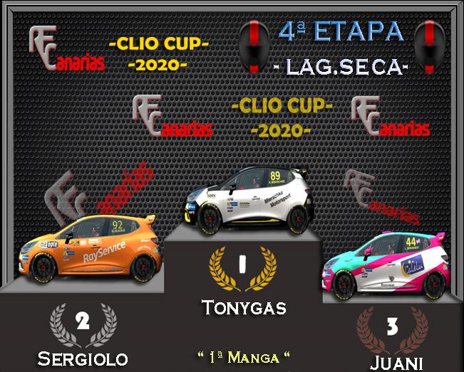 4ª ESTAPA  CLIO CUP (LAGUNA SECA-USA-) Cliocu12