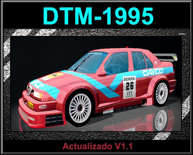 """Mod  """"DTM-1995"""" Dtm1010"""