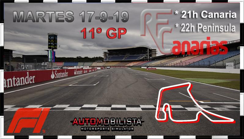 GP HOCKENHEIM ALEMANIA F1-20111