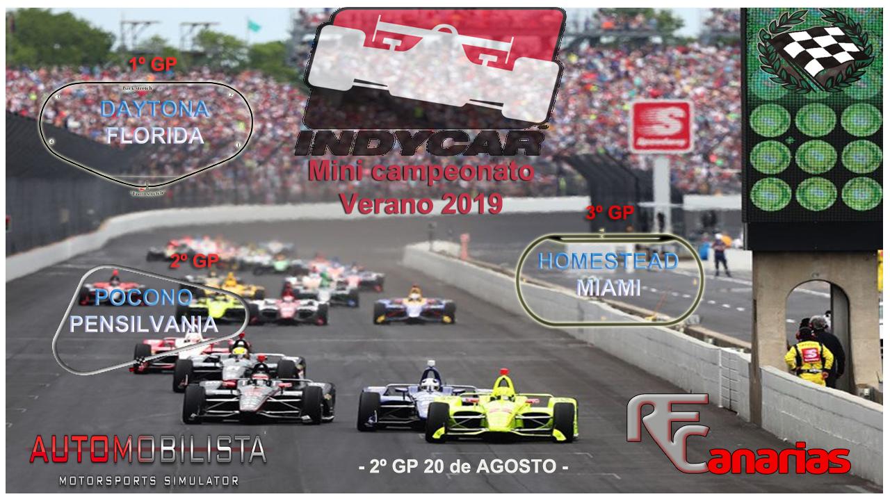 Segundo GP Pocono - Indy Car 2019 Indy_c10