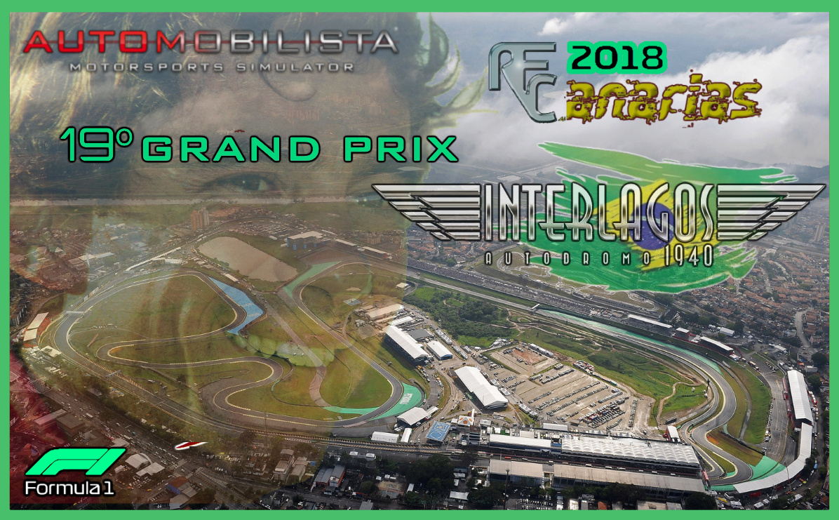 GP F1 INTERLAGOS BRASIL 2018 Interl10