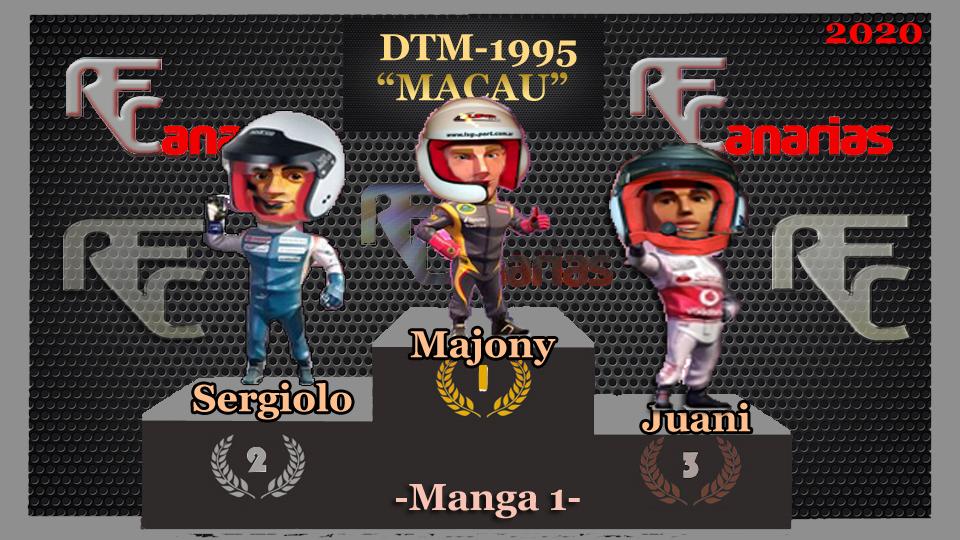 3ª ETAPA DTM (Evento especial) Manga110