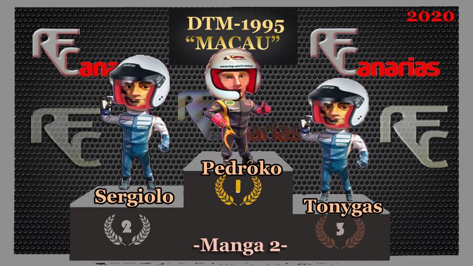 3ª ETAPA DTM (Evento especial) Manga212