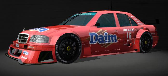 "Mod  ""DTM-1995"" Merced25"
