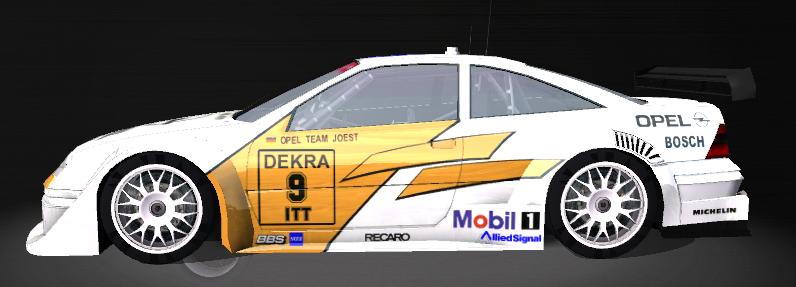 EVENTO ESPECIAL DTM - INFO + INSCRIPCIONES Opelca12
