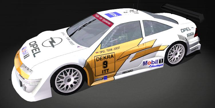 "Mod  ""DTM-1995"" Opelca19"
