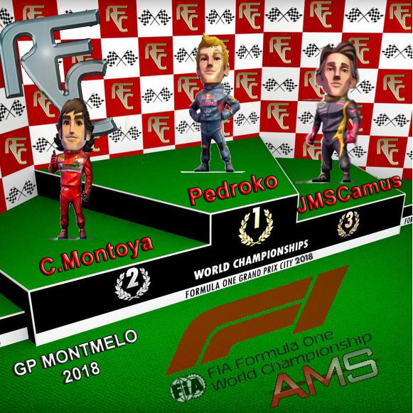 GP F1 CANADA 2018 Podium10