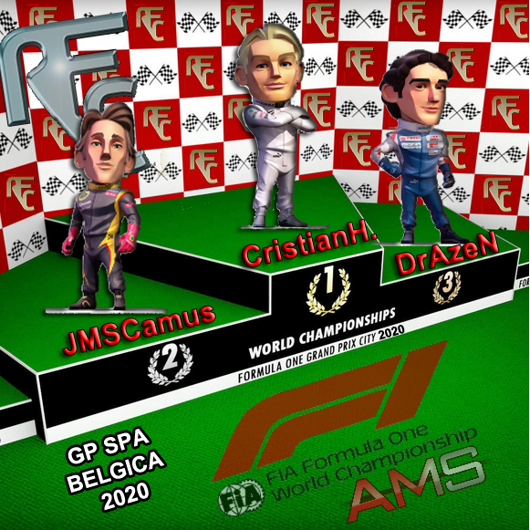 GP SPA BELGICA Podium21