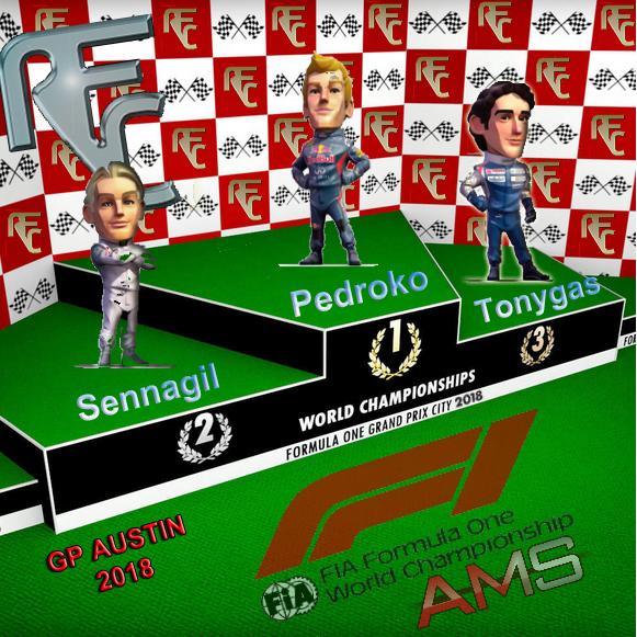 GP F1 AUSTIN EEUU Podium27