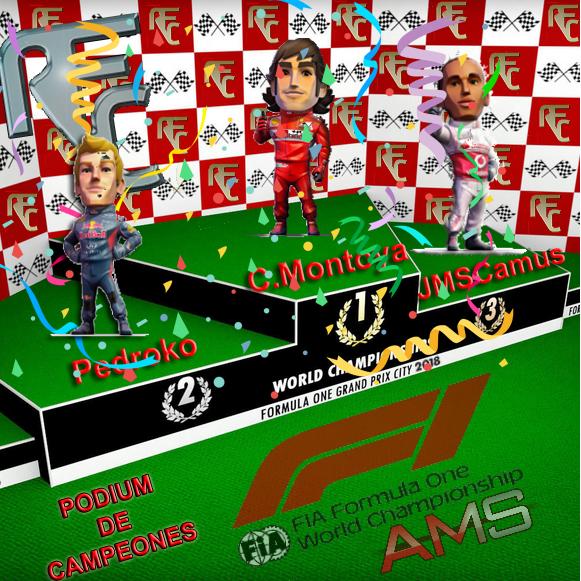 ULTIMO GP YAS MARINA F1-2018 Podium32