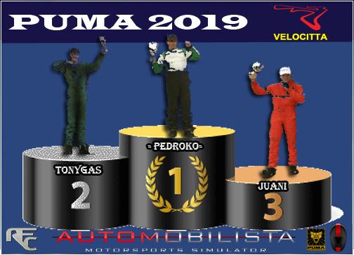 GP VELOCITTA (PUMA) Podium38