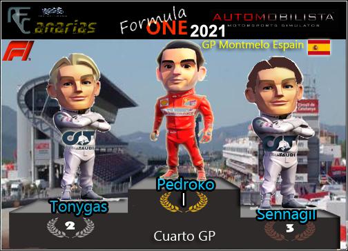 4º GP MONTMELO ESPAÑA Podium40