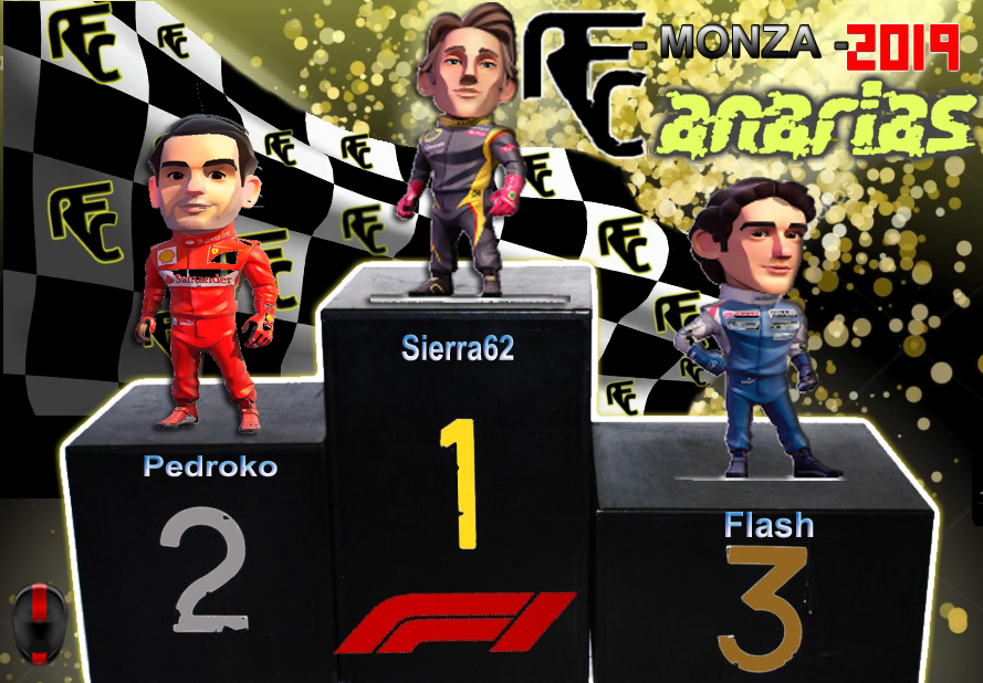 GP MONZA F1 2019 Podium50