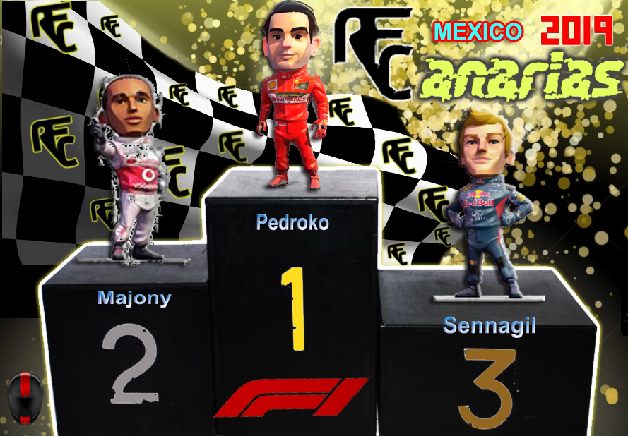 GP MEXICO 2019 Podium53