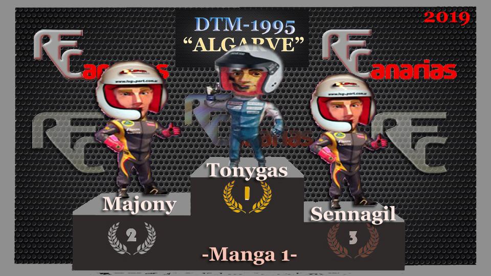 1ª ETAPA DTM-ALGARVE-Comentarios... Podium55