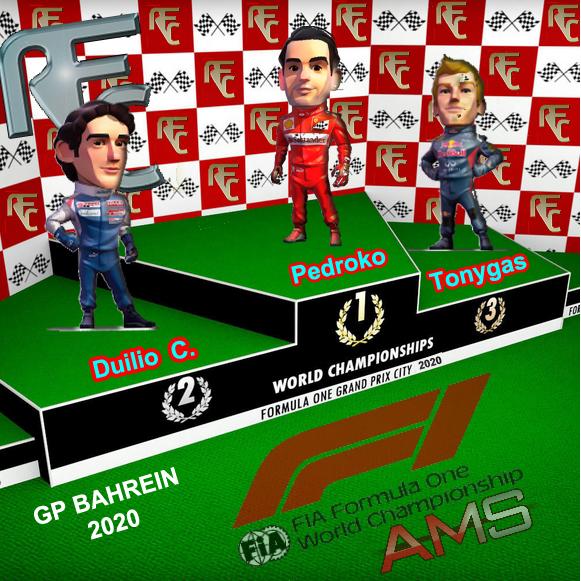 2º GP OFICIAL BAHREIN Podium63