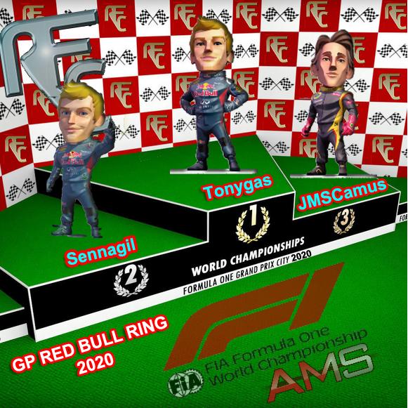 GP F1 RED BULL RING Redbul10