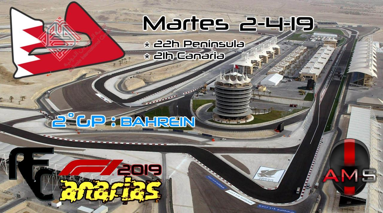 GP BAHREIN F1 2019 Rfc-gp10