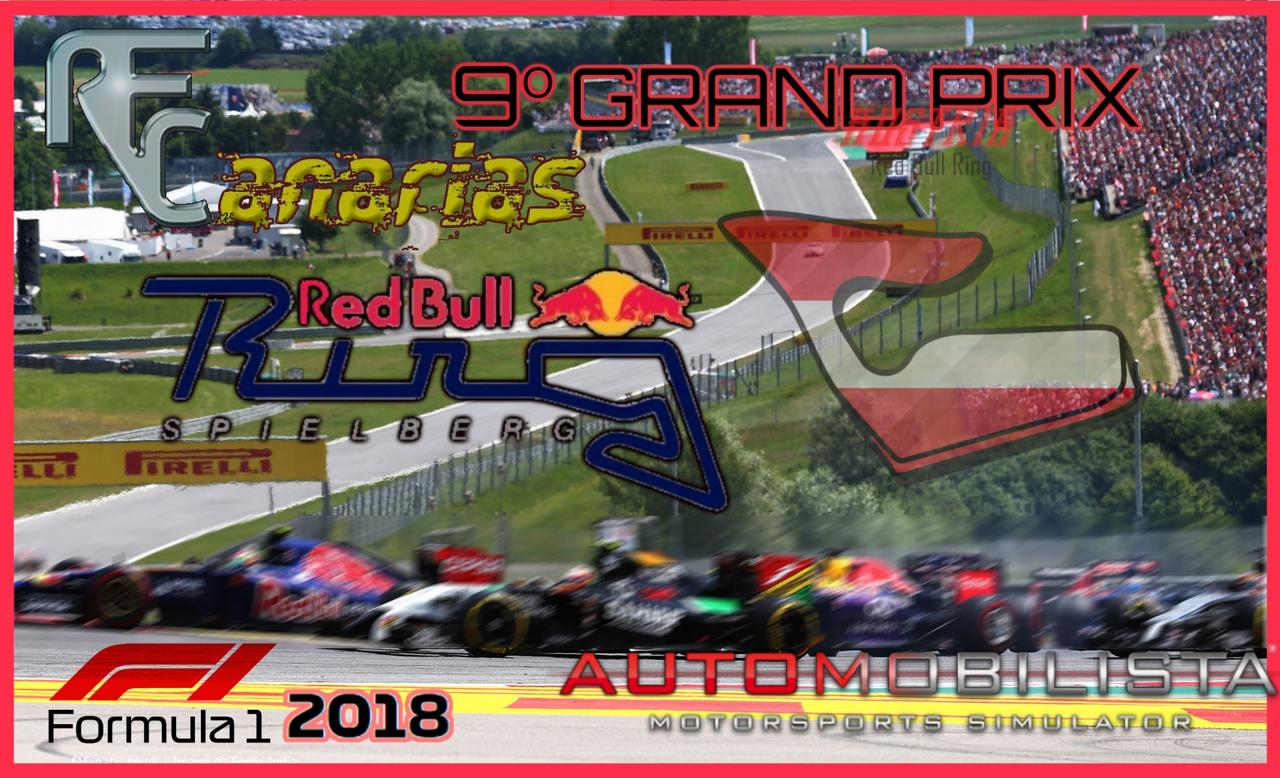 GP RED BULL RING ( SPIELBERG ) 2018 Spielb10