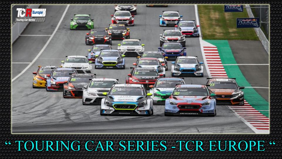 """Mod """" TCR EUROPE """" Tcr_eu10"""