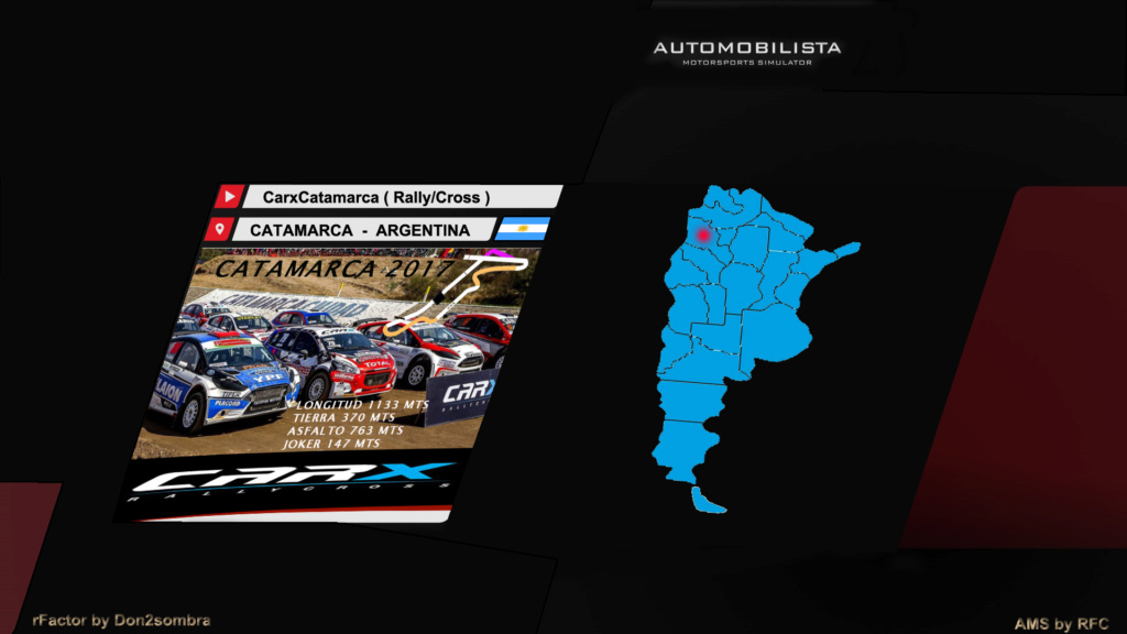 CIRCUITO RALLY/CROSS (CarxCatamarca) Track010