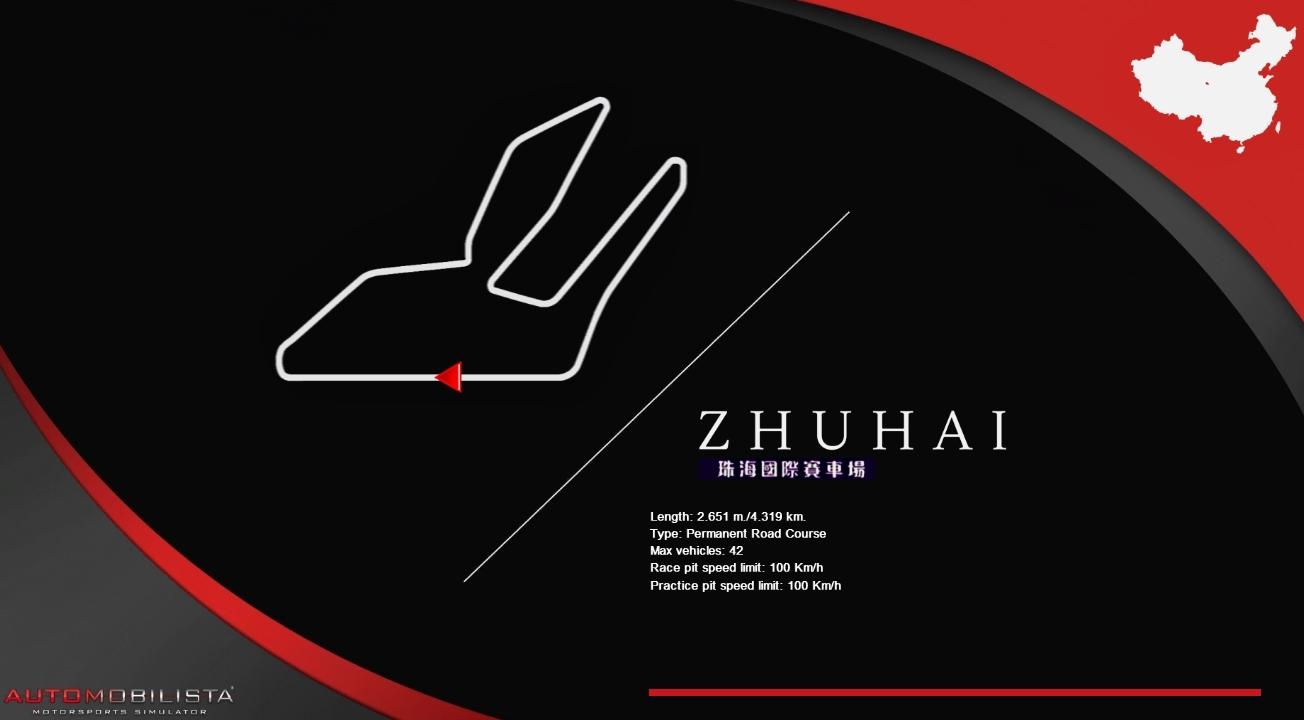CIRCUITOS VARIADOS 2 Zhuhai10