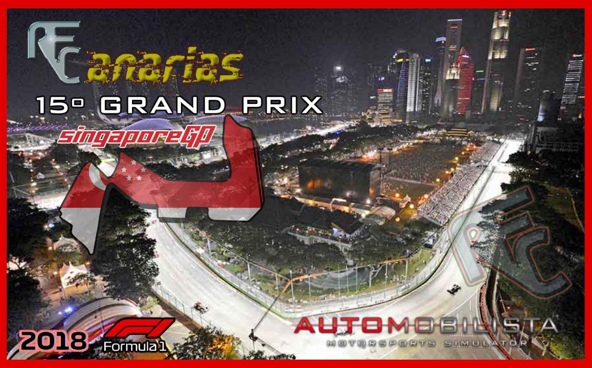 GP F1 SINGAPUR 2018 Zjplcn10