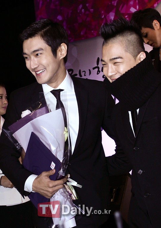 Siwon ganador de Minister Commendation for Culture and Tourism 20101113