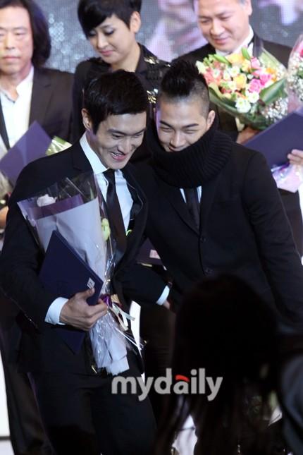 Siwon ganador de Minister Commendation for Culture and Tourism 20101114