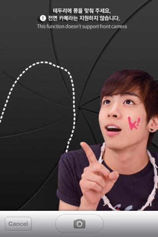 "SHINee dice ""Hello"" al iPhone Jonghy13"