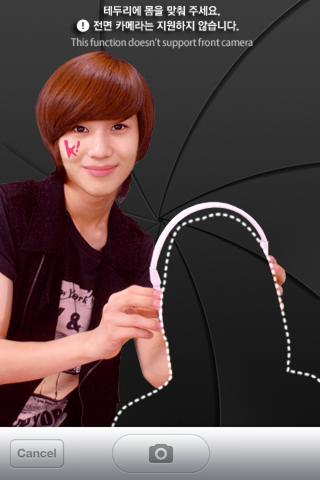 "SHINee dice ""Hello"" al iPhone Taemin10"