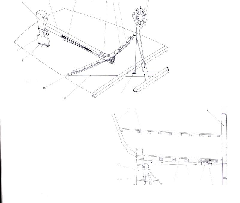 Sezione timone vascello del XVIII-XIX secolo - Pagina 2 Timone11