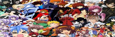 Series de Anime.