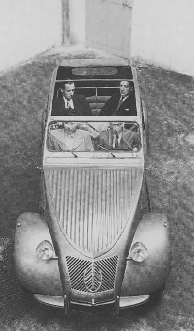 Maquette Heller au 1/43 éme-  2CV type A 1947 2cvpro11