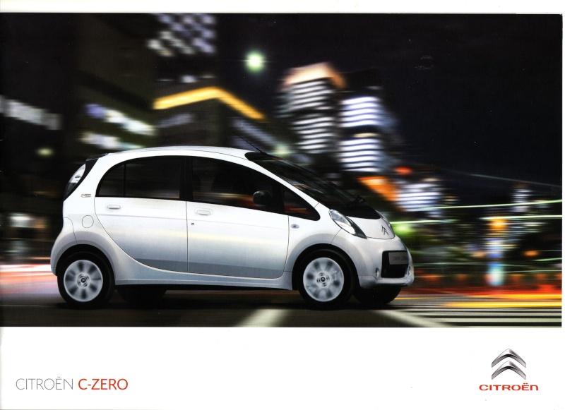 2010 - Citroën C-ZERO : La solution full electric Pf_20110