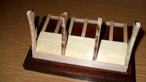 Wilfried's Baubericht zur Victory aus Holz und anderem Kram 02210