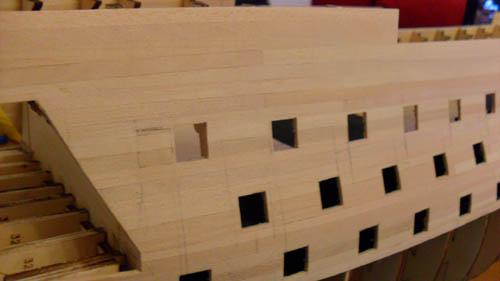 Wilfried's Baubericht zur Victory aus Holz und anderem Kram Bepl3310